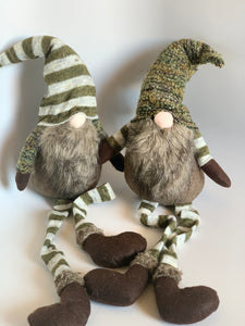 Green Gnome | Stripe - Designer DIY