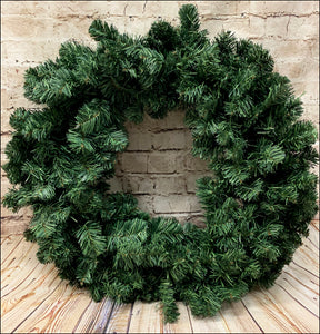 Pine Wreath - Designer DIY