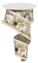 "Load image into Gallery viewer, 2.5"" Snowman 