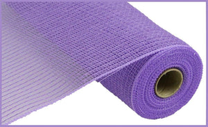 "10.5"" Light Purple Faux Jute Mesh - Designer DIY"
