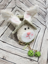 Load image into Gallery viewer, Garden Bunny Doorknob Hanger - Designer DIY