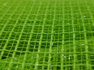 "10"" Lime Green Fabric Mesh - Designer DIY"