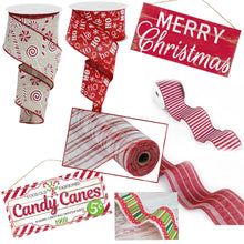 "Load image into Gallery viewer, 2.5"" Candy Cane 