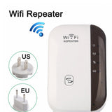 300Mbps Wireless WiFi Repeater Signal Enhancer