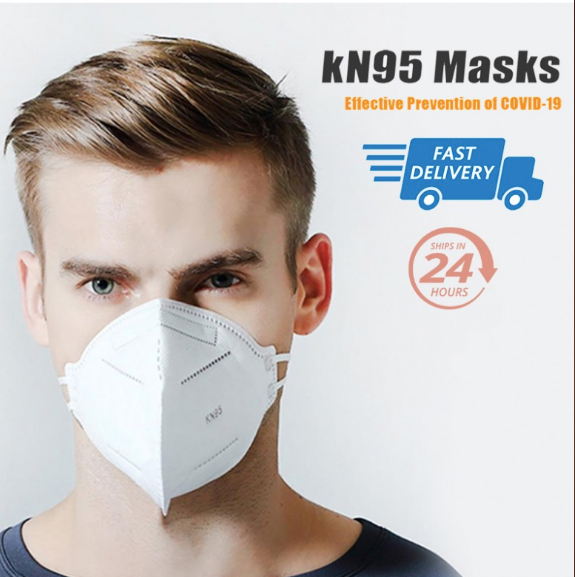 Anti Infection KN95 Respiratory Protective Safety Mask