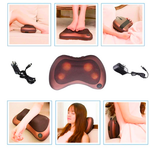 Shiatsu Neck & Body Pillow Massager