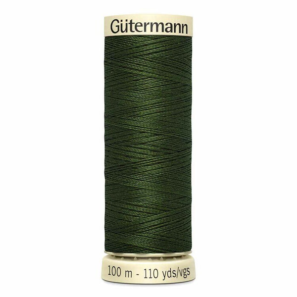 Gütermann Sew-All Thread - #782 Black Olive