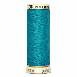 Gütermann  Sew-All Thread - #686 Green Turquoise