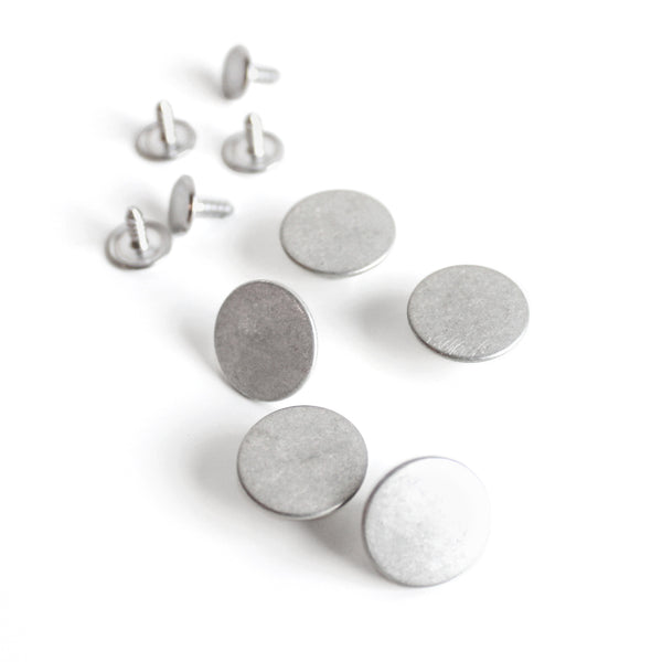 Jeans Buttons (15mm) - Set of 5