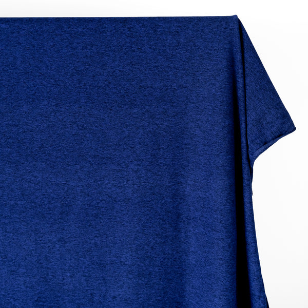 Heathered Athletic Knit - Royal Blue