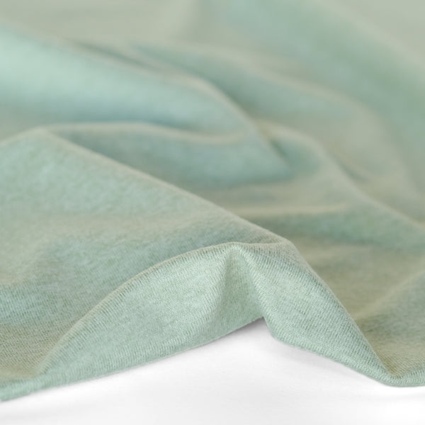 Heathered Athletic Knit - Mint