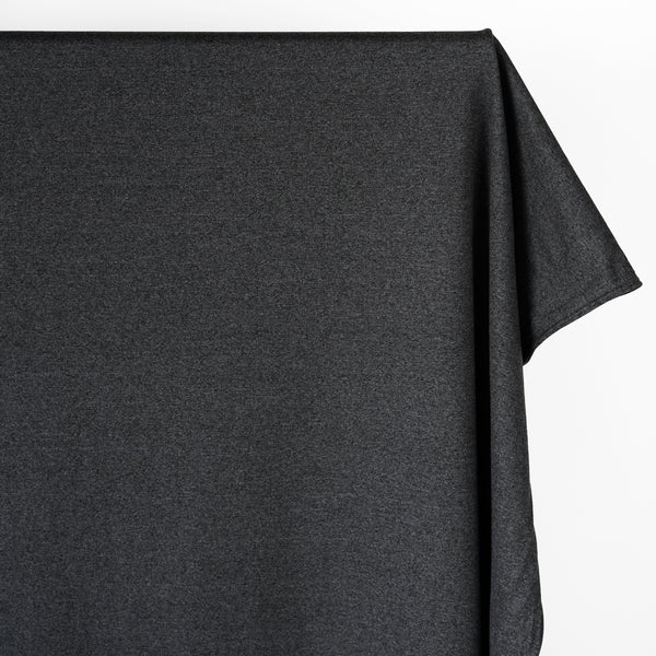 Heathered Athletic Knit - Charcoal