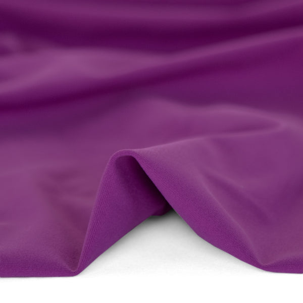Recycled Nylon Athletic Knit - Orchid | Blackbird Fabrics