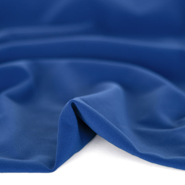Recycled Nylon Athletic Knit - Lapis | Blackbird Fabrics