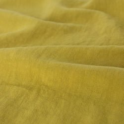 Washed Linen - Chartreuse