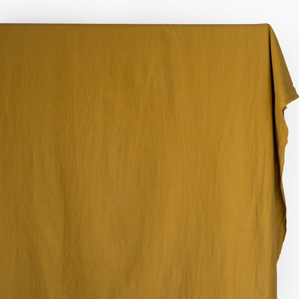 4.5oz Sandwashed Cotton - Antique Gold