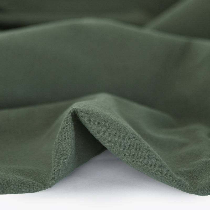 4.5oz Sandwashed Cotton - Deep Sage