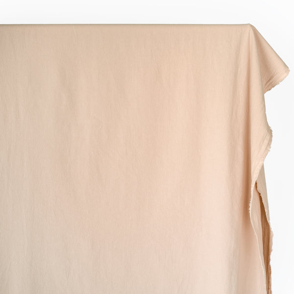 4.5oz Sandwashed Cotton - Milky Tea