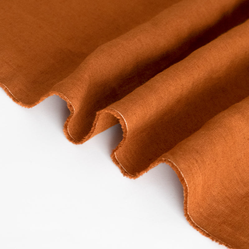 6oz Signature Linen - Copper