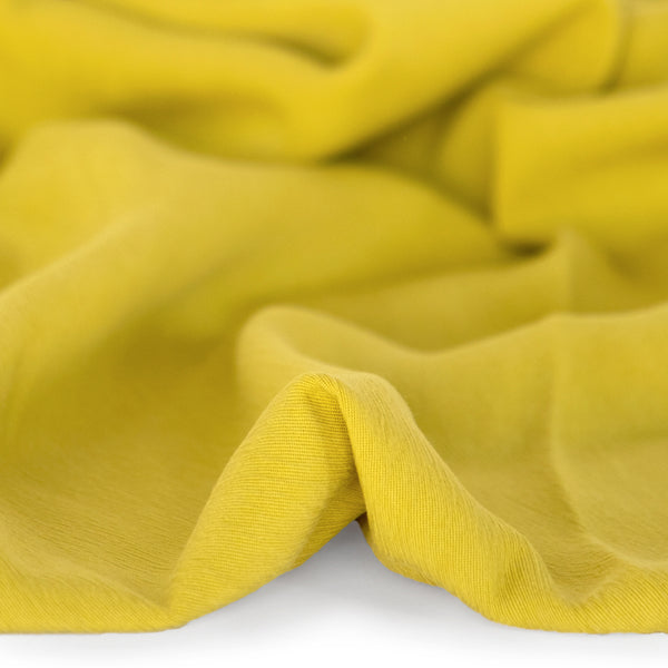 Textured Tencel Viscose - Citron