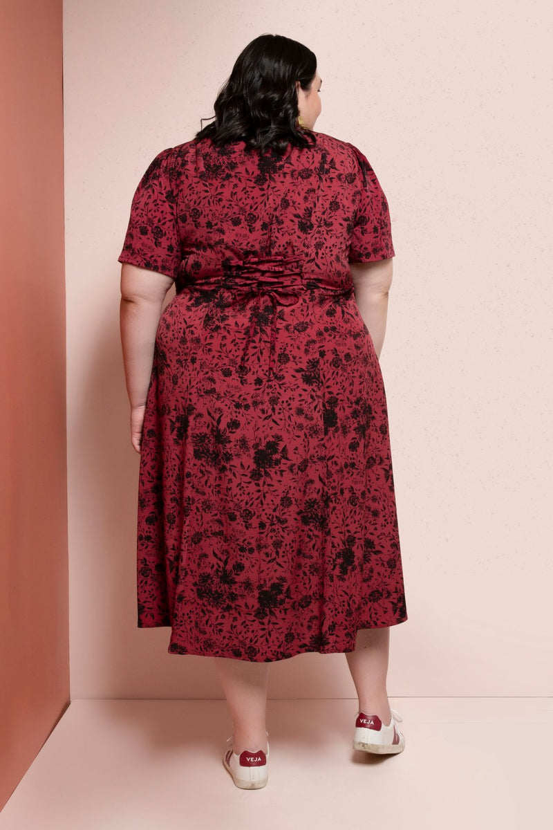 Hughes Dress - Friday Pattern Co