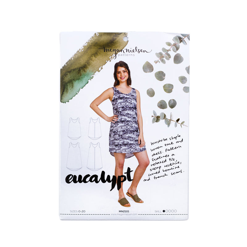 Eucalypt Woven Tank Top & Dress