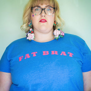 FAT BRAT CROP TOP