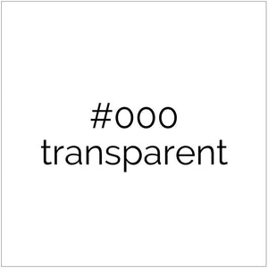 Vinylfolie mat - Oracal 641 Transparent 000
