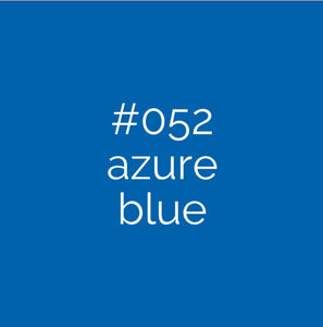 Oracal 641 Azure Blue 052