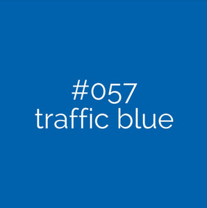 Oracal 641 Traffic Blue 057