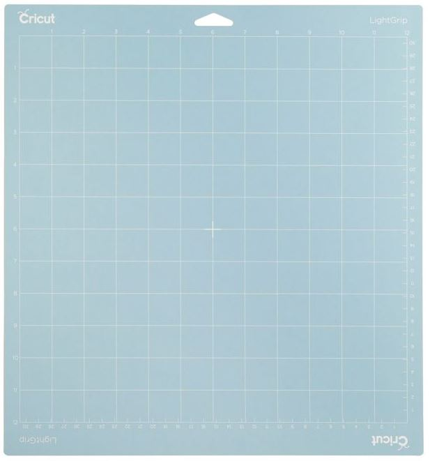 Cricut cutting mat 12x12 inch - LightGrip