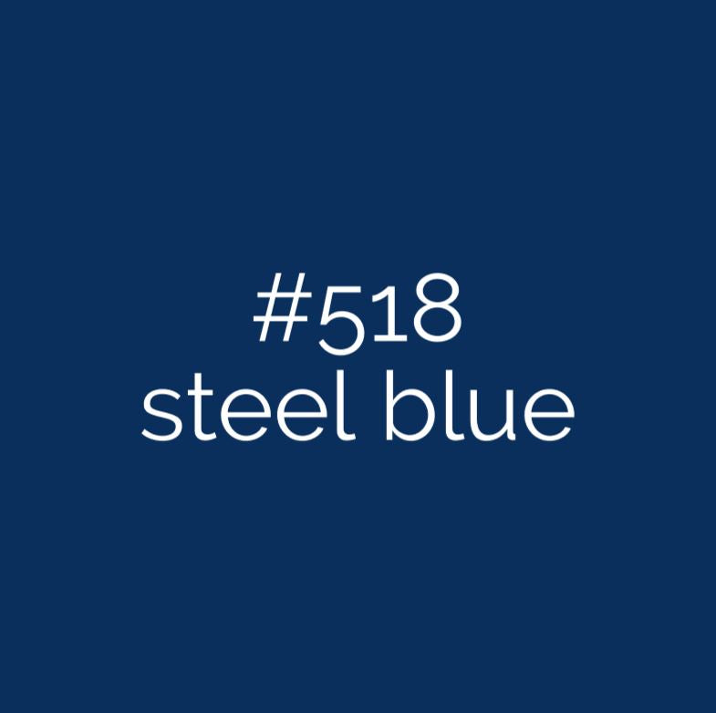 Oracal 641 Steel Blue 518