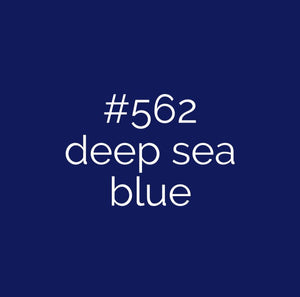 Oracal 641 Deep Sea Blue 562