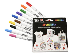 Artesprix Permanent Thermal Markers