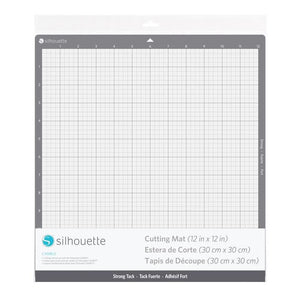 Silhouette Cutting Mat 12'' Strong Hold