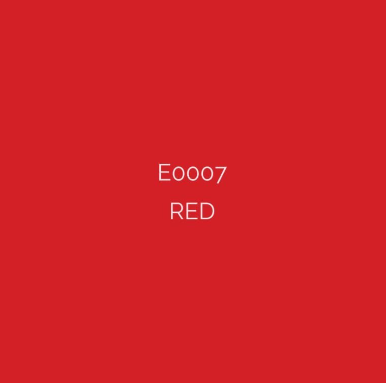 Siser P.S. Electric - Red