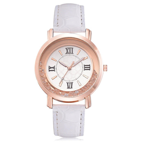 Sparkly Crystal White Watch - StyleBest Australia