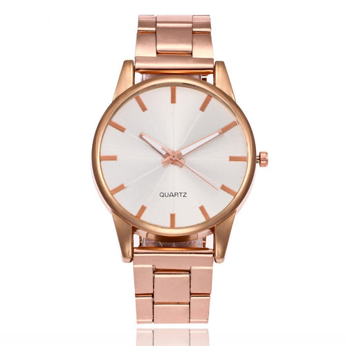 Glacierz Rose Gold Watch - StyleBest Australia