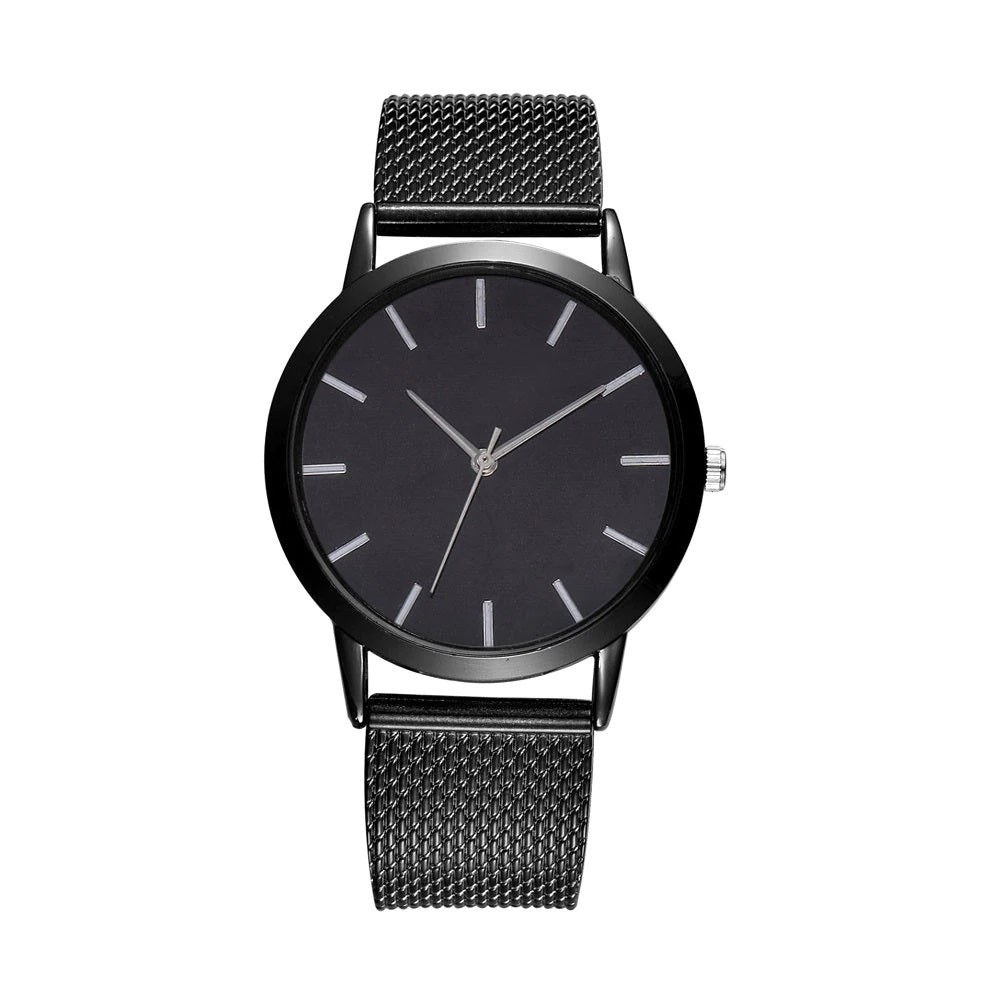 Timeless Gaze Black Watch - StyleBest Australia