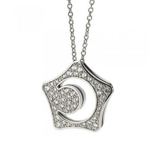 Moon Star Necklace from Korean Drama 'Boys Over Flowers' - StyleBest Australia