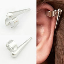 Clip-on spike earlobe cuff - StyleBest Australia