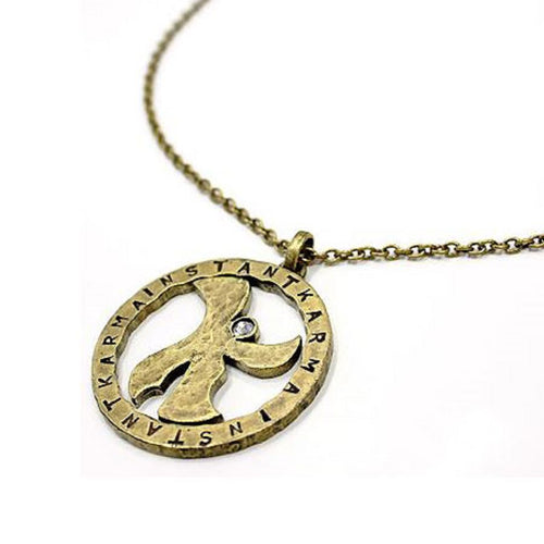 Instant Karma Necklace from Korean drama 'Dream High' - StyleBest Australia