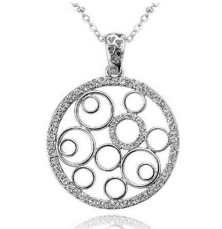 Dreams Come True circular necklace - StyleBest Australia
