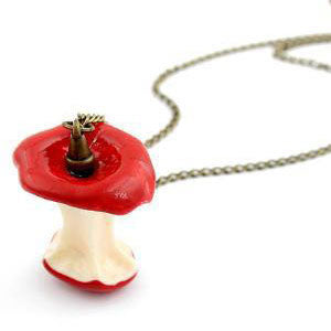 Forbidden apple sweater necklace - StyleBest Australia
