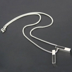 Double cuboid Necklace - StyleBest Australia