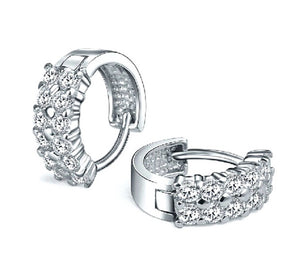 Round Huggies Hoop Earrings - StyleBest Australia