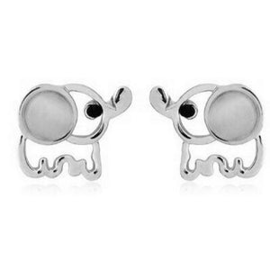 Elephant Stud Earrings - StyleBest Australia
