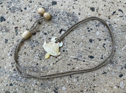 Turtle Necklace No.2