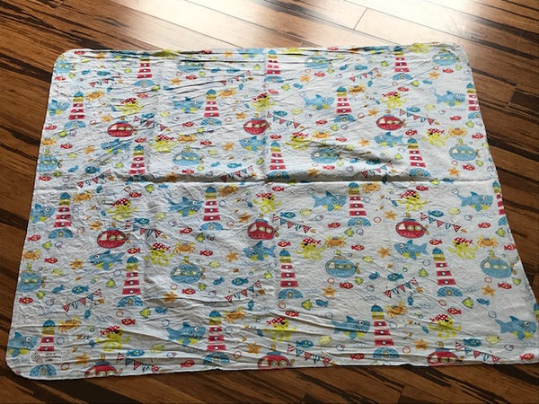 Flannel-Baby-Blanket (Baby-Flanell-Decke)
