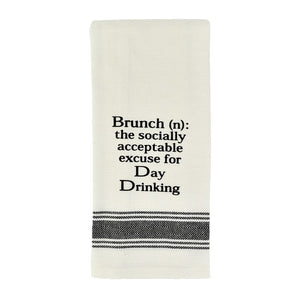 Brunch Dishtowel